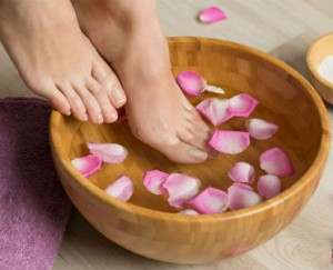 How to Cure Dead Feet Skin
