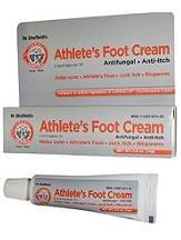 Dr. Sheffield's Athlete's Foot Cream Review