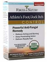 Forces of Nature Athlete's FootJock Itch Control Review