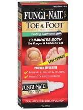 Fungi Nail Toe and Foot Ointment Review