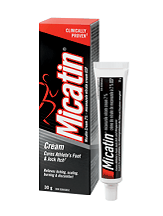 WellSpring Pharmaceutical Micatin Antifungal Cream Review