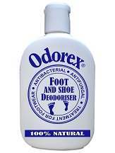 Odorex Foot and Shoe Deodoriser Review