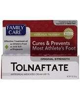 Family Care Tolnaftate Antifungal Cream Review